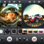 InstaFisheye - LOMO Fisheye Lens for Instagram