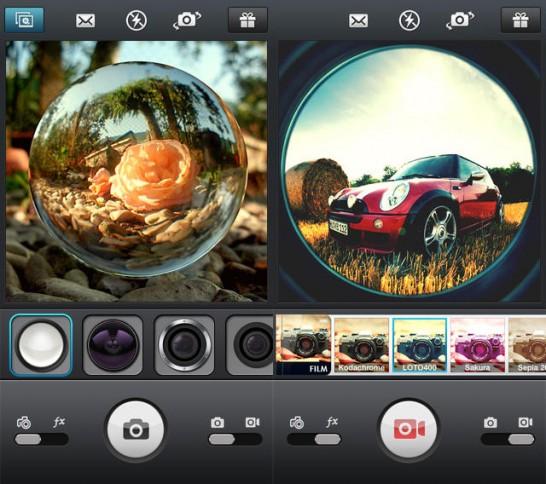【本日の無料セールアプリ】InstaFisheye – LOMO Fisheye Lens for Instagram(3/12UP)