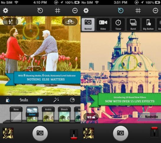 【無料セールアプリ】Zitrr Camera(4/17UP)#iphone #app #camera