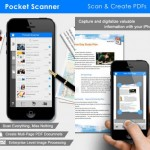 【無料セールアプリ】Pocket Scanner(5/29UP)#iphone #ipad #scan
