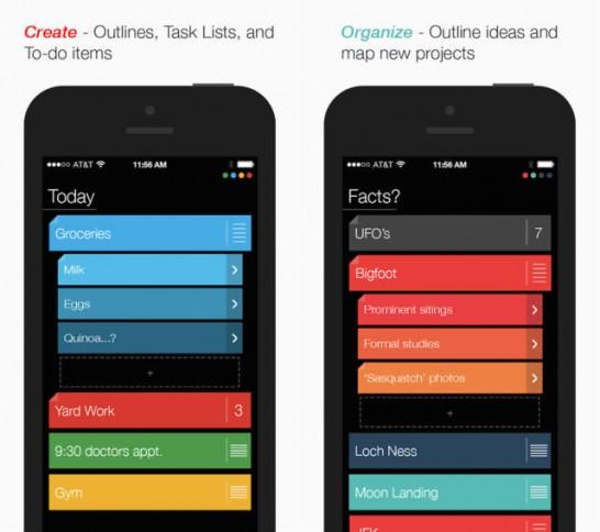 【無料セールアプリ】Suru - Organize | Outline | To-do(5/8UP)#iphone #app #task #タスク