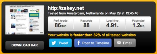 【WordPress】表示速度を高速化させる5つのプラグインと1つのサービス